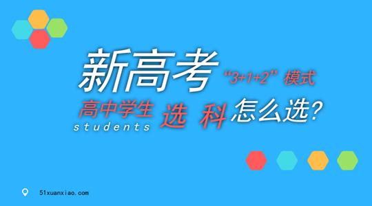 新高考下高中学生选科如何选.png