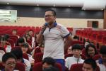厦门海沧实验中学开展职业生涯规划课