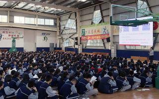 厦门市启悟中学兴趣探索讲座:兴趣是探索世界的动力源泉——51选校生涯规划教育平台