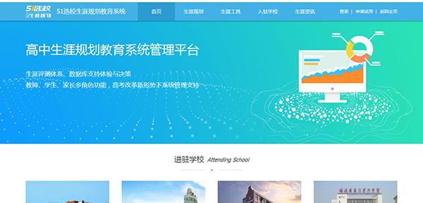 51选校生涯规划教育网-学业规划-中国高中生涯规划系统服务平台1.png