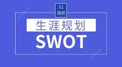 职业生涯规划中运用SWOT方法——51选校生涯规划教育平台